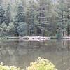 We were at the Maverick campground near this small fishing lake.