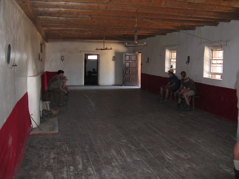 Another view of the dance hall.