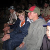 We hiked out to a small amiptheatre for the evening opening campfire ceremony. Garrett, Alex, Thomas, Ian and Mario.