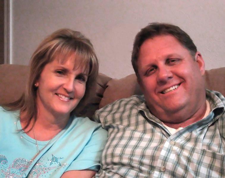 Gale & Brad Ellsworth - Shawna's mom and stepdad.......