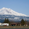 The trip down - Mt. Shasta