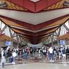 Airport terminal gate at Phoenix, Arizona.