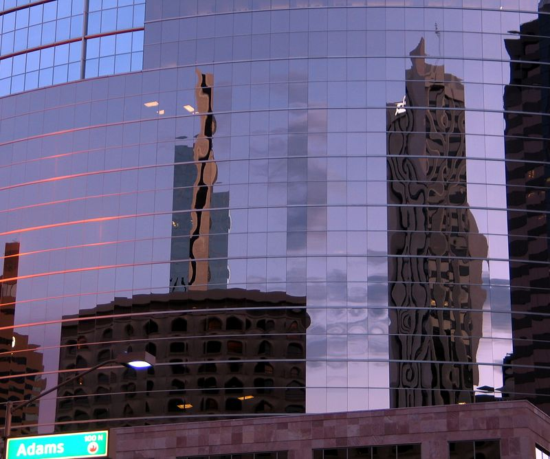 Copper Square, Downtown Phx, February 2005