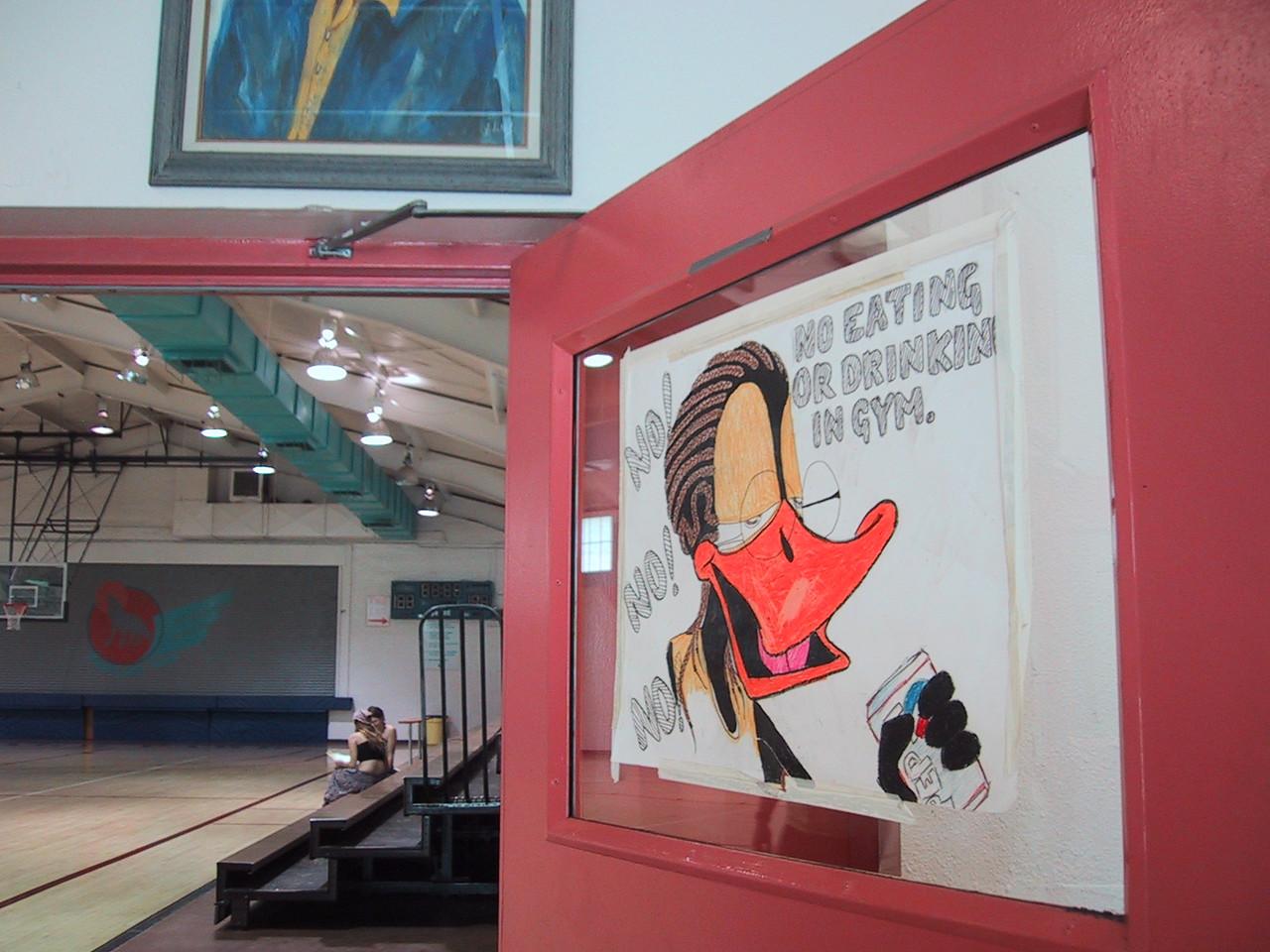 Eastlake Community Center, June 2002
