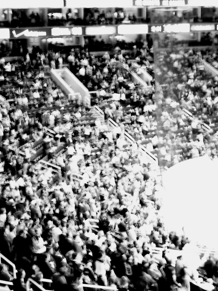 America West Arena - December 2004