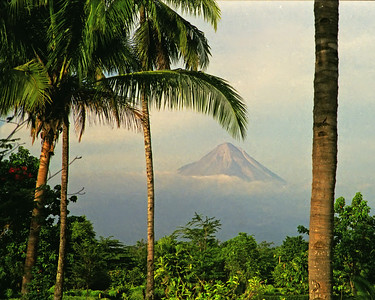Mount Merapi, Indonesia-1997