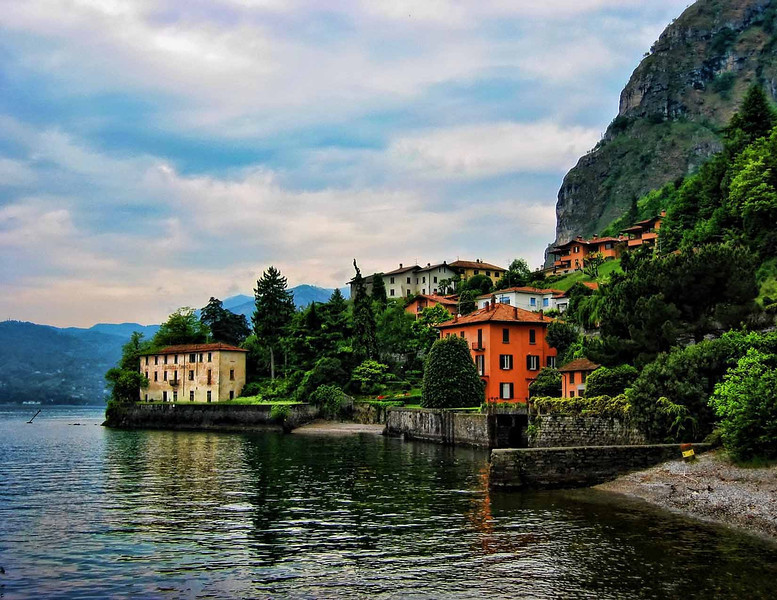 Menaggio, Varenna, Lake Como, Italy