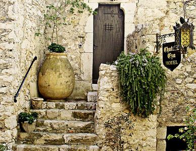 Chateau Eza, Eze, Provence