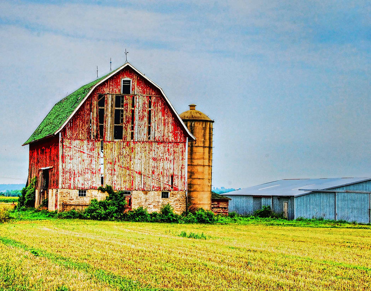 Old Barn, Southern Wisconsin