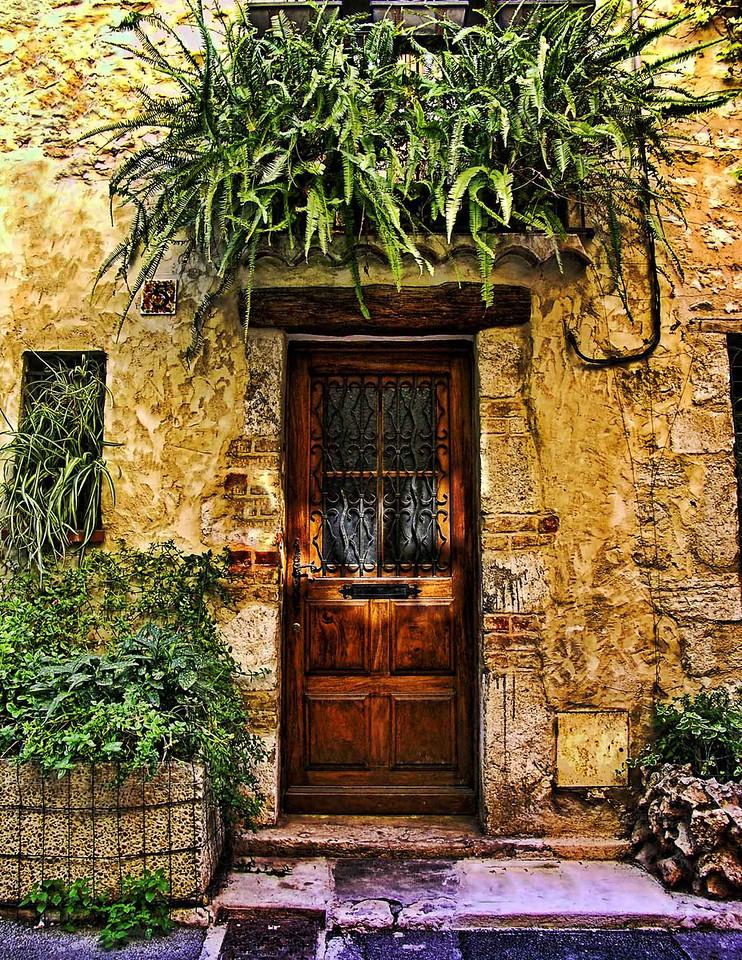 Vence, Provence Door