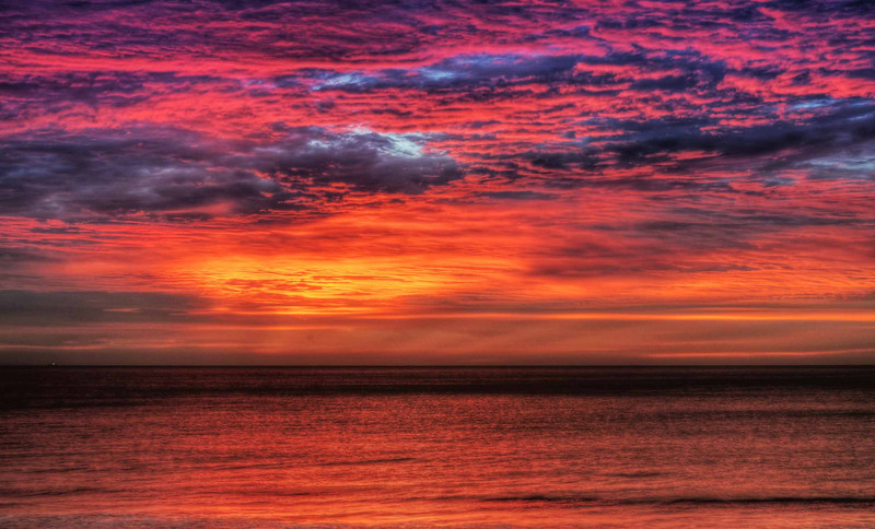 Sunrise, San Jose Del Cabo