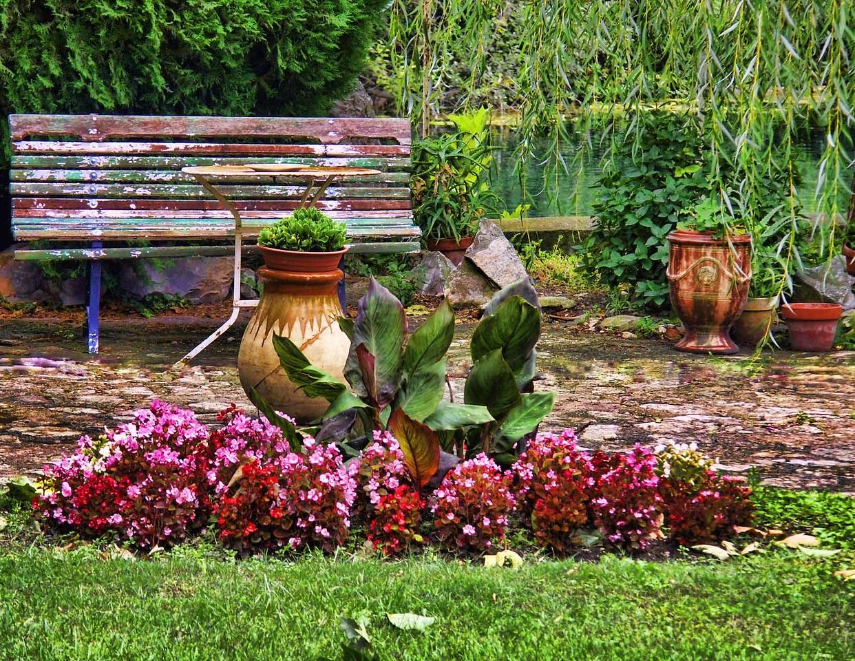 Village Garden, Provence