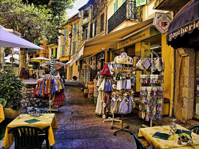 Village of Vence, Provence