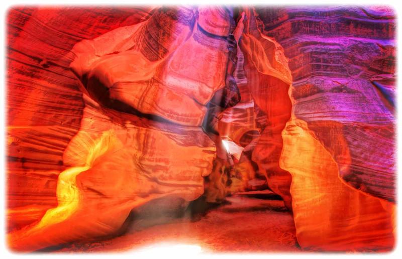Antelope Canyon 3, Arizona