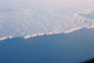 bitchin cloud formation, somewhere in the Midwestern U.S.