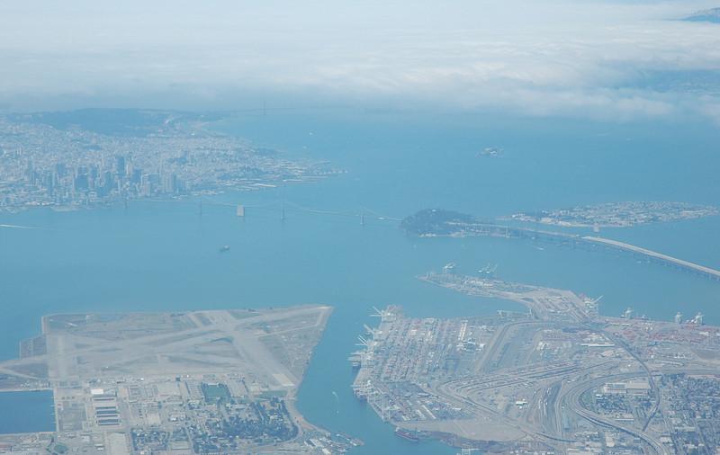 SF/Oakland Bay
