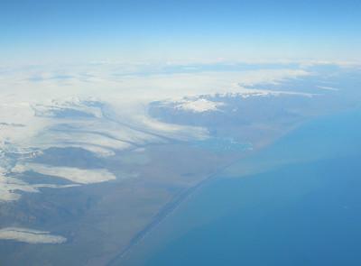 Jokulsarlon (lagoon with lots of icebergs in it), Iceland