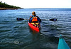 Paddling Along the Pictured Rocks Lakeshore