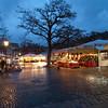 The Viktualienmarkt in Munich.