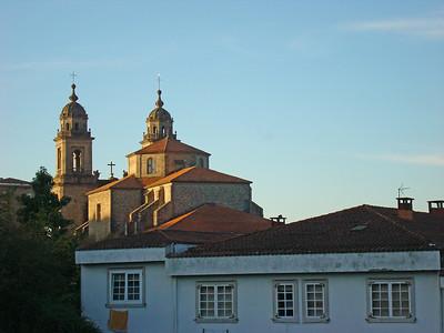 November 10: Santiage de Compostela