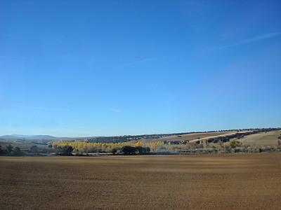 November 12 - Avila and Segovia
