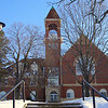 Pillsbury Baptist Bible College : The campus of my alma mater in Owatonna, Minnesota photographed in the final days of its existence (12/5/2008). For the galleries of the Comets' last games, go to 2008 Sports on the main page.