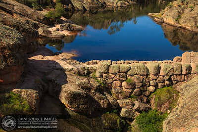 Bear Gulch Reservoir - Pinnacles National Monument