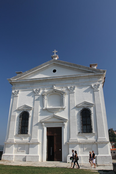 Cathedral of St. George, founded in 1344 and rebuilt in baroque style in 1637