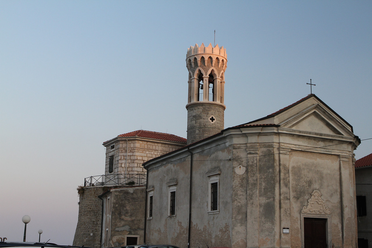 Adjacent to the Lighthouse is the Church of St. Clement