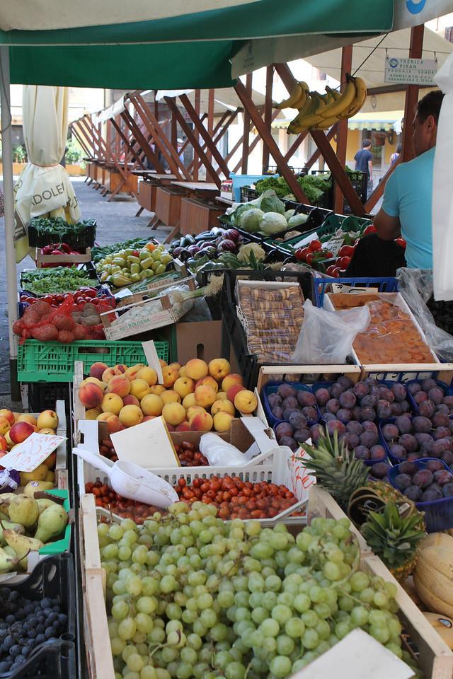 Piran marketplace