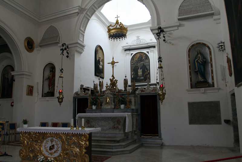 Church of St. Francis Assisi