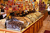 "This pristine  ""open air"" sweets shop in Nice served cookies in bulk, right out in the open. I saw no flies or insects."