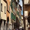 Altstadt und Fußgängerzonte von Pisa