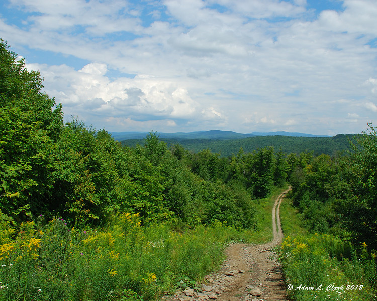 View from the ATV trails