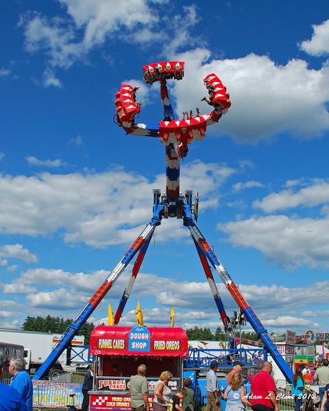 Ride at the Lancaster Fair