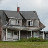 This old house in Pittsburg is right on Route 3 and many people like it even though its condition slowly gets worse