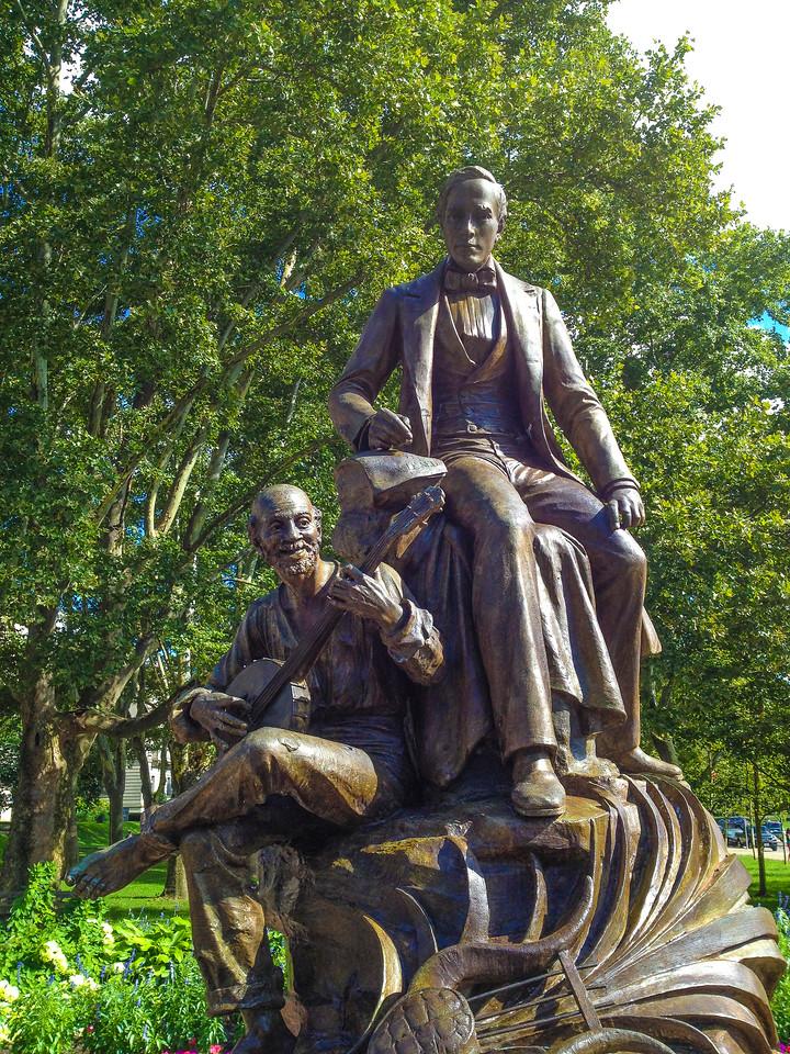 Stephen Foster Memorial, Schenley Park
