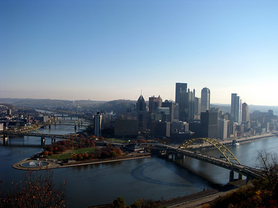 Pittsburgh October 2009