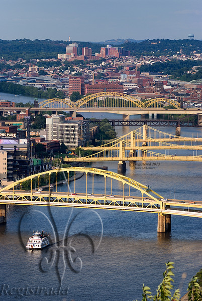 Allegheny bridges