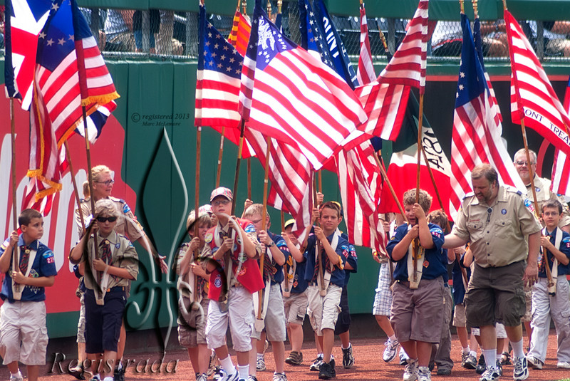 Scouts' Day at PNC Park