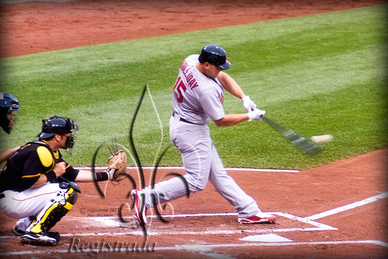 Matt Holliday home run