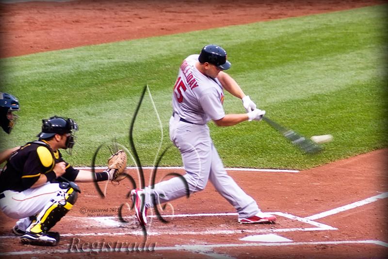 Matt Holliday home run