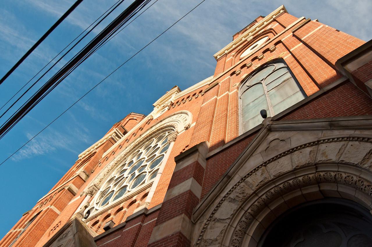 Church in the Strip District