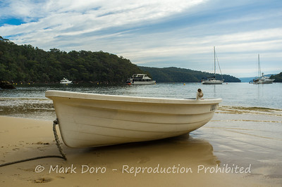 Refuge cove, Pittwater, NSW