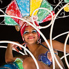 Carnaval Beauty in Santiago