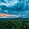Thunder Clouds over Viñales Valley
