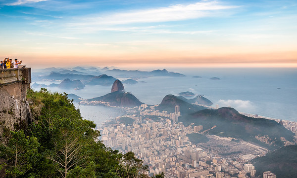 Capturing the Panoramic Views of Rio de Janeiro