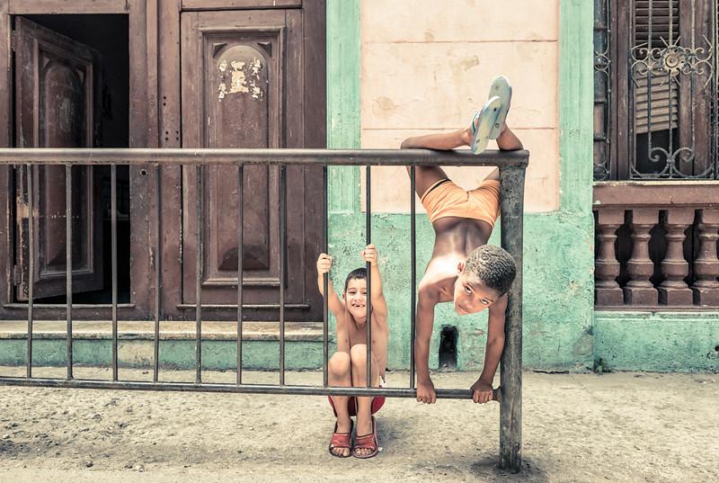 Mischievious Cuban Boys (Vintage)