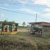 Day trip to Dangriga - bus stop