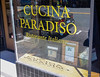 Cucina Paradiso in Petaluma is just that.  The food and atmosphere are superb.